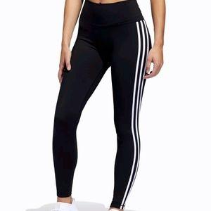 Adidas 3-Stripes Long Tights - Women's XS